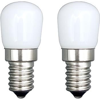 E14 LED Birne / [2 Pack] SFTlite E14 SES LED Pygmy Glühbirne 1.5W ...