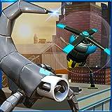 Équipe de robot Squad espion furtif