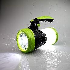 Wiederaufladbare CREE LED Handscheinwerfer Wasserdicht Suchscheinwerfer