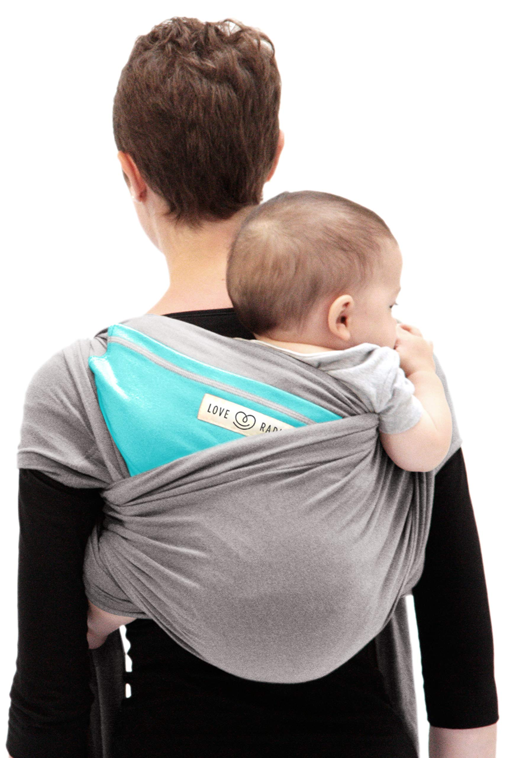 Je Porte Mon Bébé L'Originale Baby Sling Je Porte Mon Bébé High Quality Elastic Baby Carrier Dense, elastic and breathable material Great support, fits your baby's body like a second skin. 31