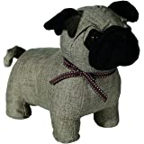 Out of the blue 190149 stoffen deurstopper, hond, circa 1,4 kg, 28 x 21 cm