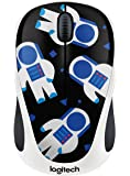 Logitech 910-004716 M238 Wireless Mouse Party Collection Spaceman
