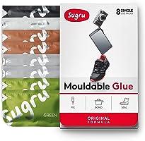 Sugru, pâte modelable fixante - Formule Originale - Couleurs naturelles (pack de 8)
