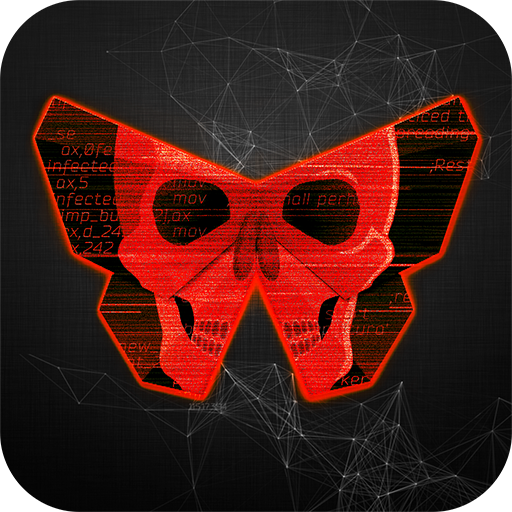 netwars - The Butterfly Attack - Die interaktive Graphic Novel über den Krieg im Netz!