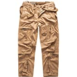Surplus Raw Vintage Mens Cargo Infantry Trousers