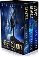 First Colony: Books 1 - 3 (English Edition)