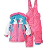 Wippette Girls Baby Girls & Toddler Insulated Snowsuit