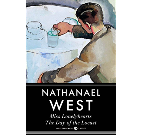 Miss Lonelyhearts And The Day Of The Locust Ebook West Nathanael Amazon Co Uk Kindle Store