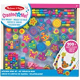 Melissa and Doug Kit creativi in legno Set di perle - Deluxe