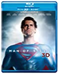 Superman: Man of Steel (Blu-ray 3D & Blu-ray) (2-Disc)