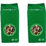 Mundo Feliz, mix di frutta e frutta secca, biologico, 2 x 500 g