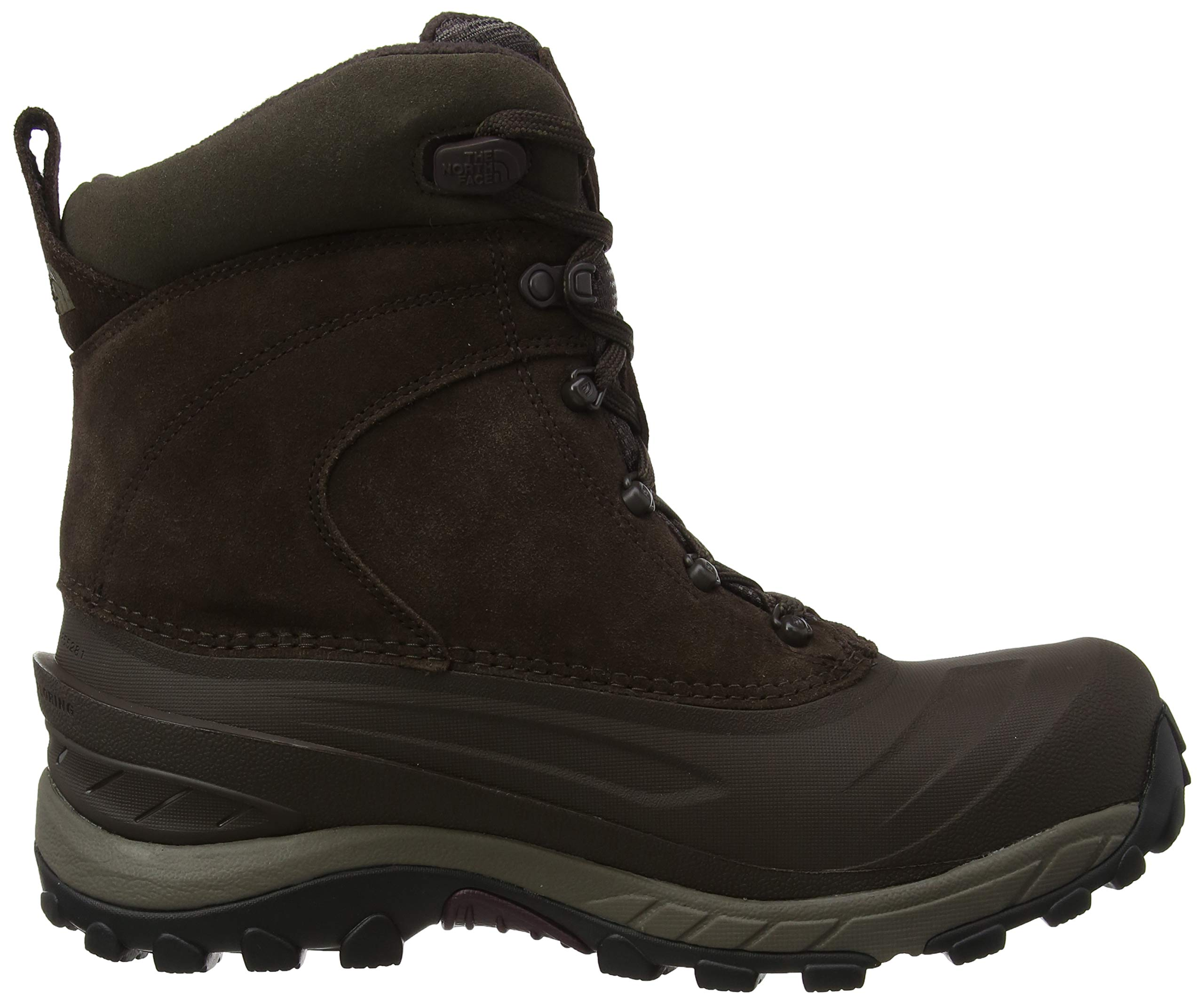 81rmRnBse6L - THE NORTH FACE Men's Chilkat Iii High Rise Hiking Boots