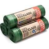 Relevo Afvalzakken, 100% gerecycled, 30 liter, 60 stuks