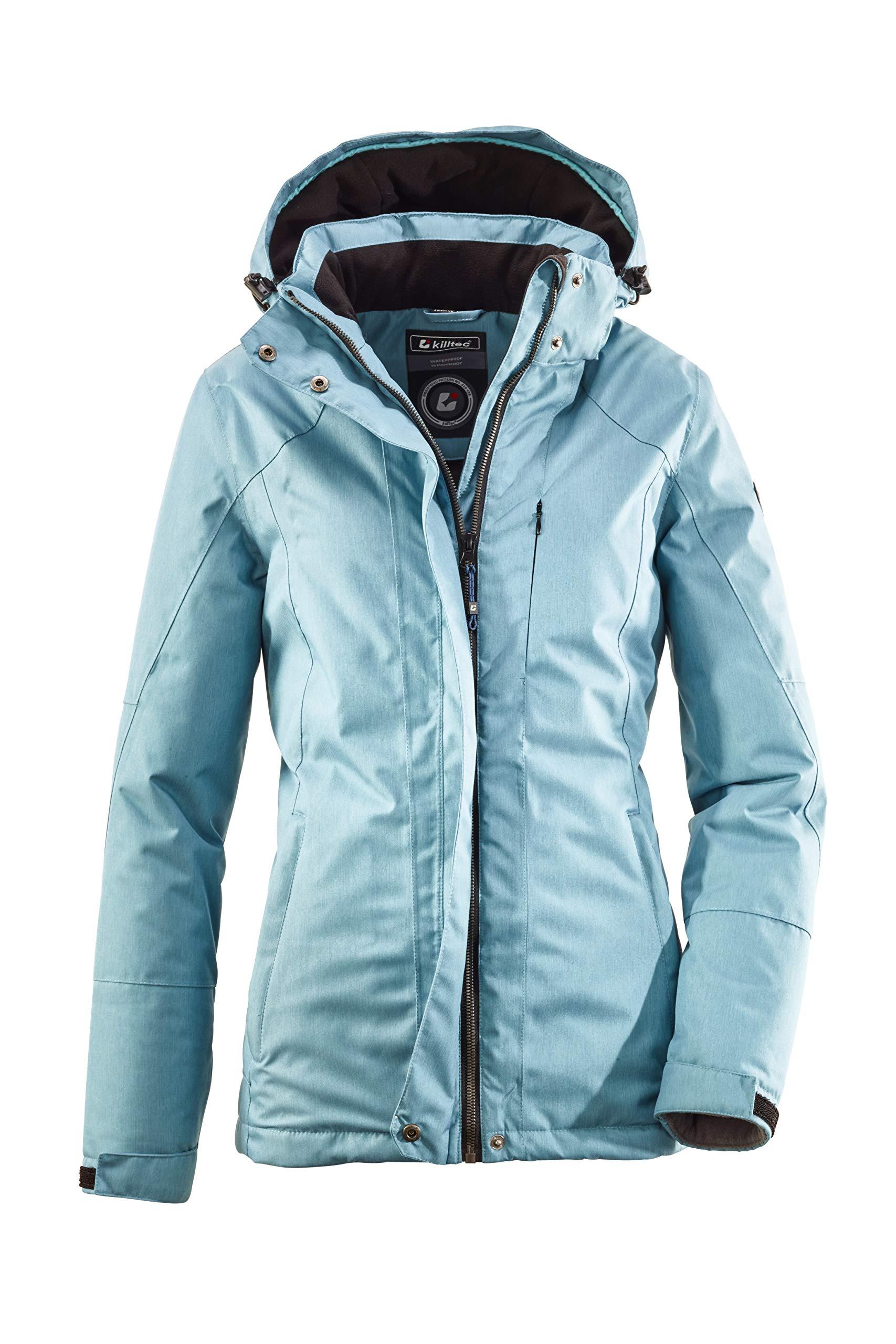81rn4zVbApL - killtec Women's Zala Functional Jacket with Zip-Off Hood