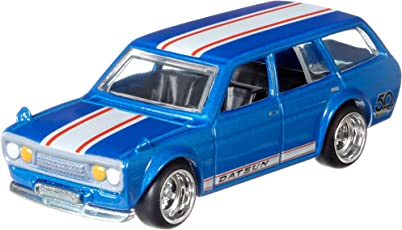 Hot Wheels 71 Datsun 510 Wagon