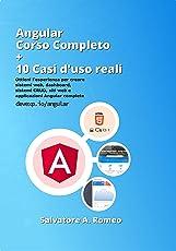 Angular Corso Completo + 10 esempi da casi d'uso reali: Ottieni l'esperienza per creare sistemi web, dashboard, sistemi CRUD, siti web e applicazioni Angular complete (devexp.io)