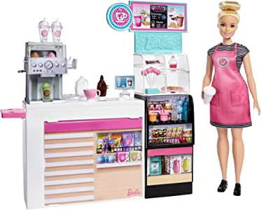 Barbie GMW03 Playset, Multicolored