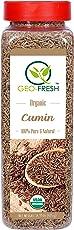Geo-Fresh Organic Cumin (440g) - Usda Certified