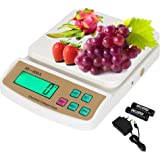 ENEM SF-400A 10 KG Electronic Weight Machine for Kitchen with 6 Months Warranty | Food Weight Scale for Home, Kitchen, Shop |