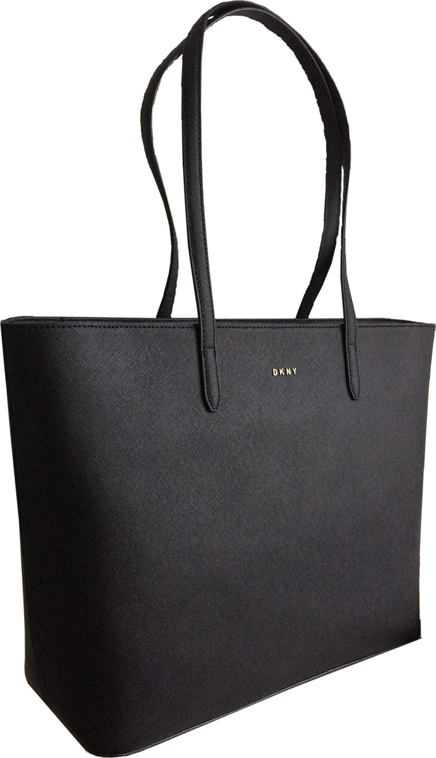 Dkny Grey Tote Bag