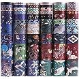 Lychii 60 Rolls Multi-Pattern Washi Tape Ruban Adhésif Papier Décoratif Masking Tape Scrapbooking, Embellissez Bullet Journal