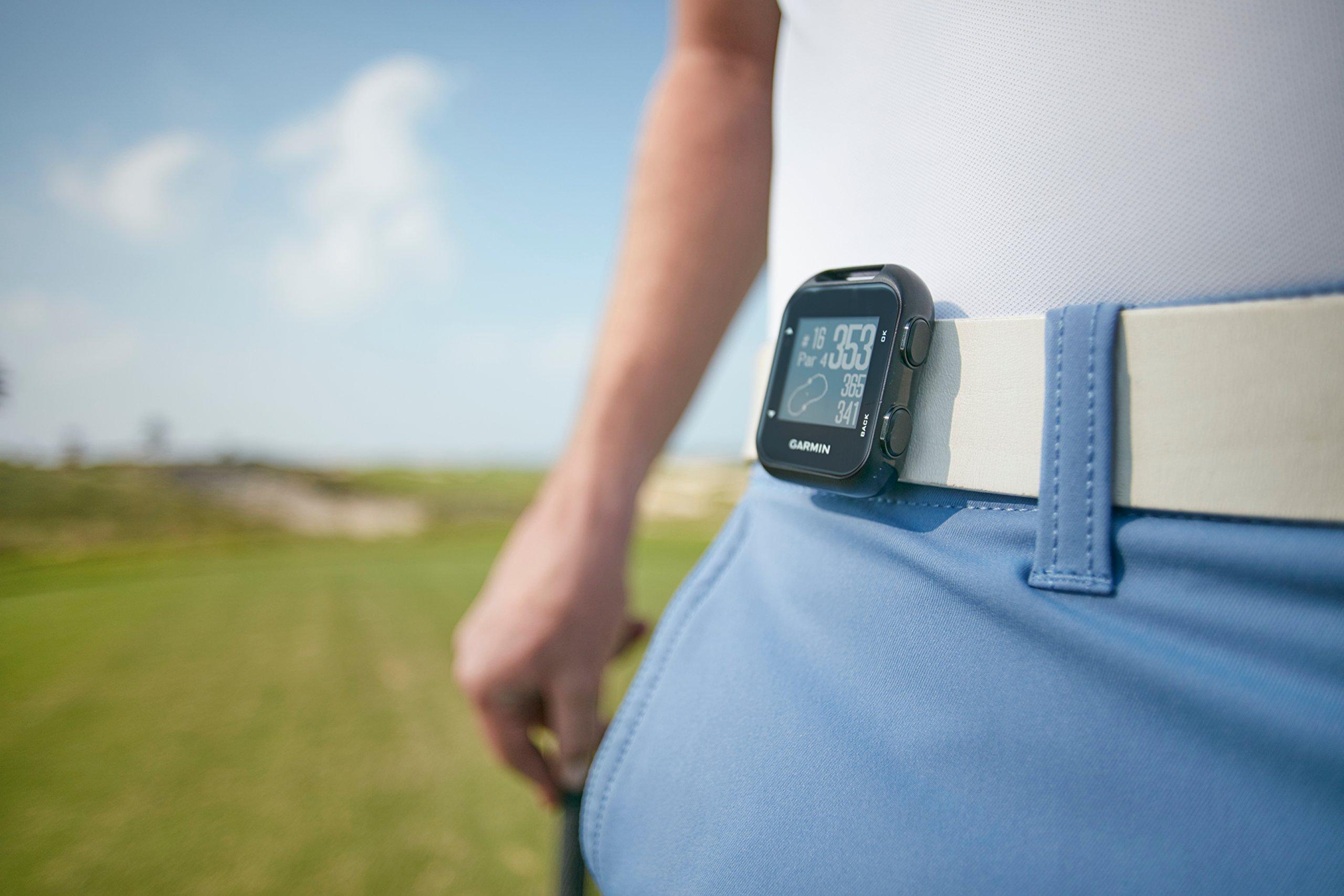 Garmin X10 Gps Entfernungsmesser : Golf uhren von garmin online kaufen im joggenonline shop