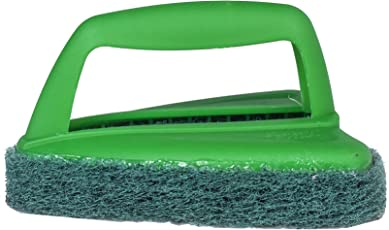 Scotch-Brite Bathroom scrubber brush,Green