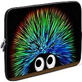 Sidorenko 11,6 Pulgada Funda Laptop para MacBook/Chromebook | Funda para computadora de Neopreno | Funda con Cremallera Durad