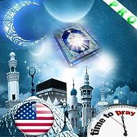 Muslim Pro Heures de prieres
