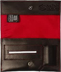 Pellein - Portatabacco in vera pelle Lesorem - Astuccio porta tabacco, porta filtri, porta cartine e porta accendino. Handmade in Italy