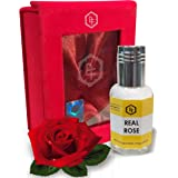 Parag Fragrances REAL ROSE 12 ML Real & Natural Attar , Best Attar For Man and Woman , 100 % Alcohol Free & Long Lasting Atta