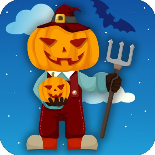� - Dot to Dot für Kinder und Kleinkinder - Zahlen lernen (Dot, Dots Halloween)