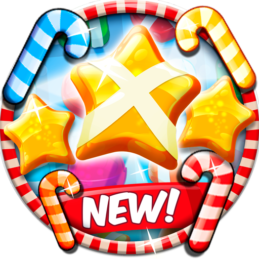 Candy Pop Charm - 2019 Match 3 Puzzle Free Games