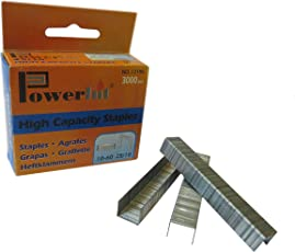 Infomate Multi Page Heavy Duty Stapler PINS - High Capacity Stapler Pins Size - 25/10