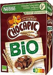Cereales Nestlé Chocapic Bio - 1 paquete de 330 g