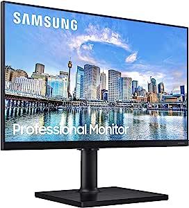 Samsung 27p Pc Bildschirm Fhd Ips 75 Hz Lf27t450fquxen Computer Zubehör
