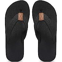 MAIITRIP Men's Soft Comfort Flip Flops(Size:6-14)
