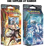 "Pokemon POK81236 ""TCG sole e luna Burning ombre"" Theme deck Game, Modelli assortiti, 1 pezzo"