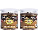 Masala Gur for Chai ,500g (Pack of 2pcs, Each 250g)
