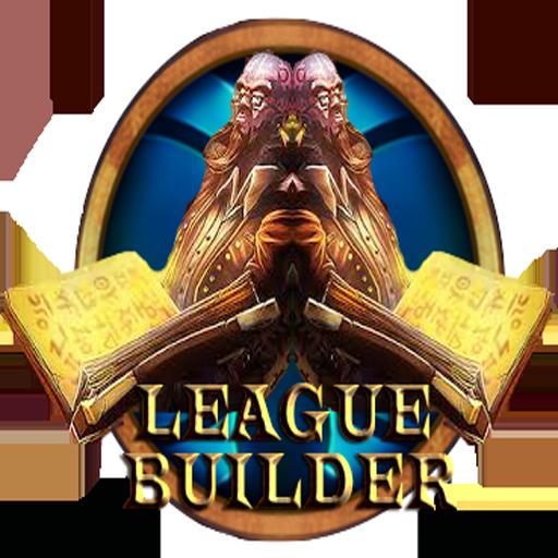 League Of Legends Builder (Champs-patch)