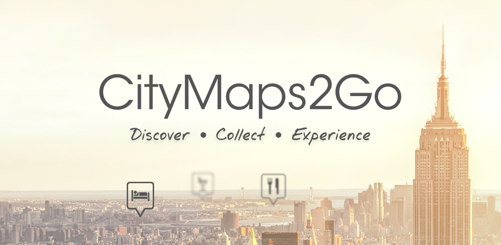 CityMaps2Go Pro - Offline Map and Travel Guide Screenshot