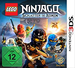 LEGO Ninjago - Schatten des Ronin - [3DS]