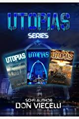 UTOPIAS Dystopian Series Kindle Edition