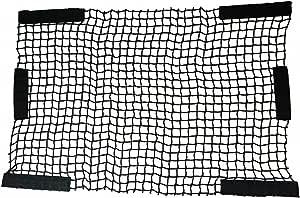 058 Ferocity Universaler Auto Netz Kofferraumnetz mit Klett 60 x 70 cm haftet an Kofferraum
