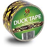 Duck Tape 189158 geweven tape, 48 mm x 9,1 m, vlammen