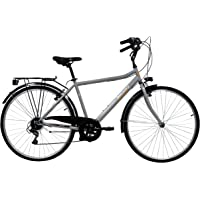 VTC 28'' Homme Discovery Adventures - 6 Vitesses - Shimano TY21 Potence REGLABLE