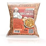 Vetarme premium gebakken ui - voor kruiden / koken / garnering - klaar voor gebruik. MAISTRO Premium Fried Onion 200g