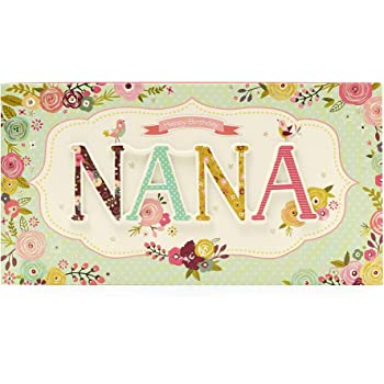 Hallmark Birthday Card For Nana Special