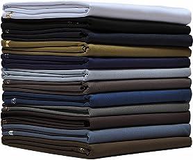 Fabilano Men's 1.25 Meters Unstiched Trouser Fabric (Poli)