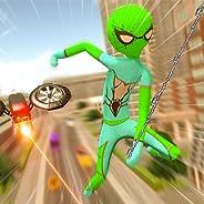 Stickman Hero- Crime Revenge Game 2020